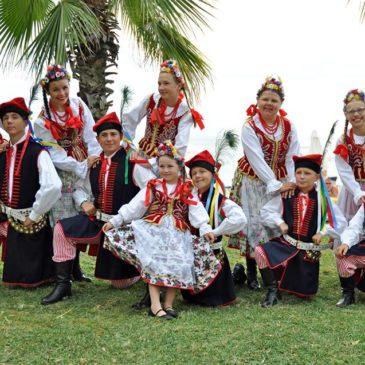 Reprezentanci naszej gminy na Balkan Folk Fest 2017 w Bułgarii !