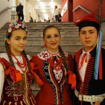 Jubileusz 35- lecia Zespółu Pieśni i Tańca Łódź / Folk Song and Dance Ensemble Lodz