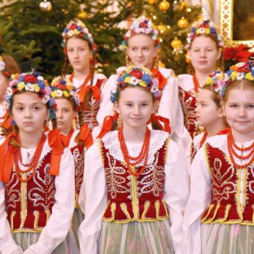 Uroczystość Objawienia Pańskiego w kościele pw. św. Mikołaja w Liszkach