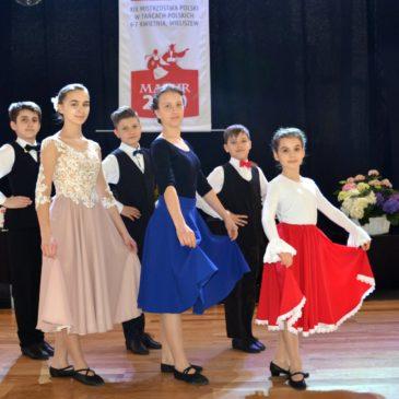 Mistrzostwa Polski w tańcach polskich w Wieliszewie