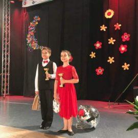 I miejsce na turnieju Taneczna Majówka w Kępnie