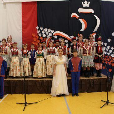 Przegląd Pieśni Patriotycznej w Mnikowie