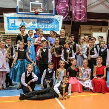 Sukces na  I Mistrzostwach Polski w Tańcach Narodowych w Ujeździe