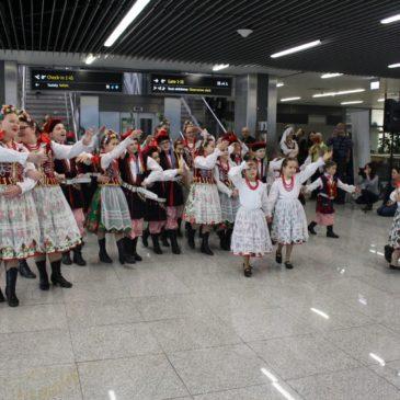 Koncert Świąteczny w Kraków Airport