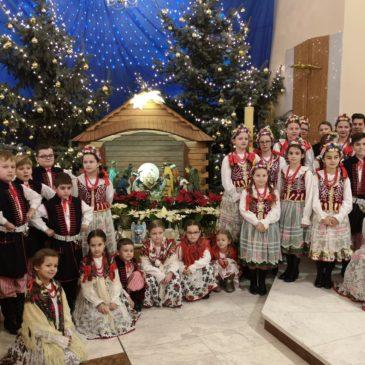 Msza Świętej w kościele p.w. Matki Bożej Różańcowej w Kaszowie