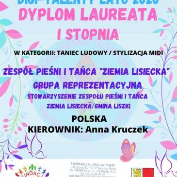 """Ziemia Lisiecka"" ponownie na Podium!"